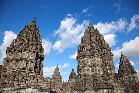 Prambanan hindu temple in Jogyakarta, Indonesia photo
