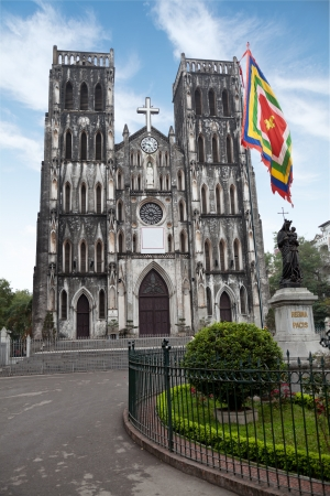 St Josephs Cathedral Hanoi, Vietnam