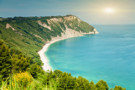 talian: Beautiful talian beach from a viewpoint