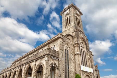 나트랑 베트남에서 오래 기독교 교회