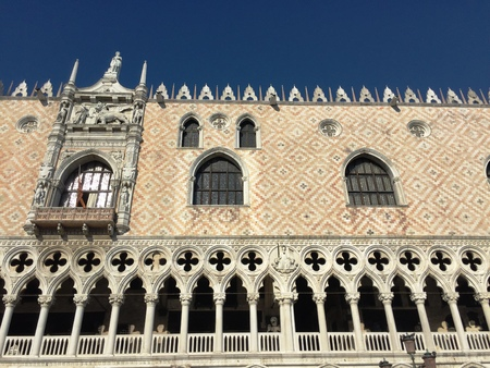 Ducal Palace - Piazza San Marco (Venice, Italy)