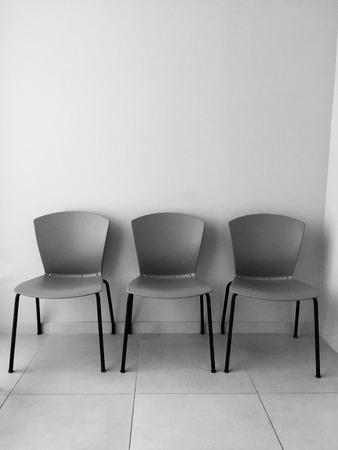 The three chairs (Pesaro, Italy)