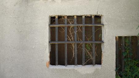 gratings: Iron gratings on the window (Pesaro, Italy)