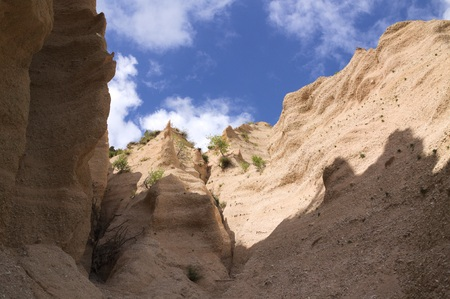 Lame Rosse, the Italian Canyon (Fiastra, Marche, Italy)