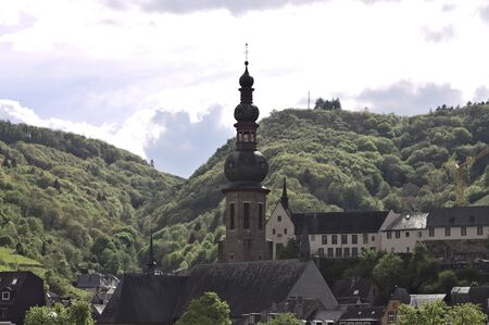 Medieval town in the Rhine Valley