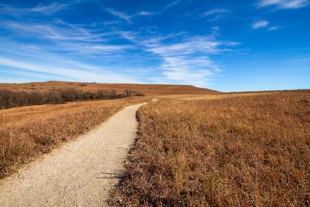 flint: Konza Prairie is an 8,600-acre tallgrass prairie preserve located in the Flint Hills of northeastern Kansas.