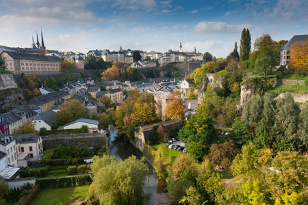luxembourg: Capital of the Grand Duchy of Luxembourg