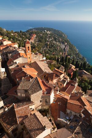 frence: Roquebrune-Cap-Martin at Cote d