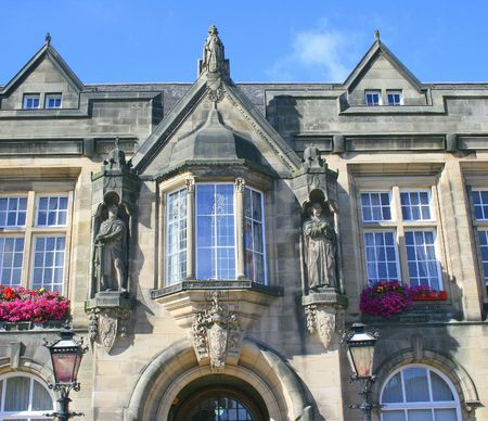 robert bruce: stirling law court