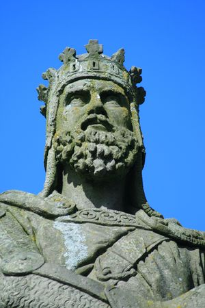 robert bruce: robert the  bruce stirling