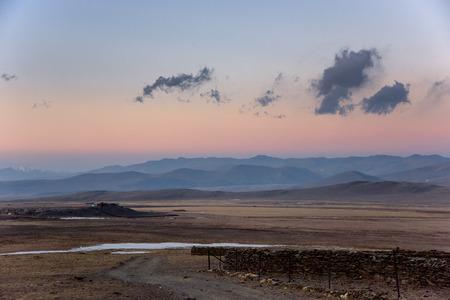 tibet: Scenery in Tibet