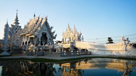 Rongkun temple Stock Photo - 7766652