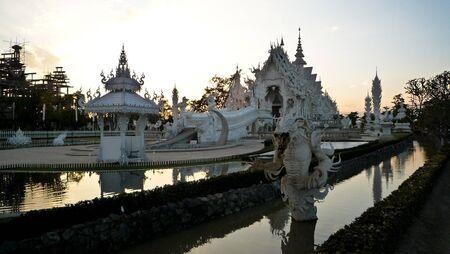 Rongkun temple Stock Photo - 7766570
