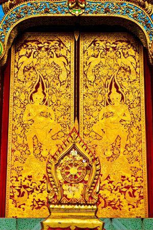 Thai Art Stock Photo - 7766723