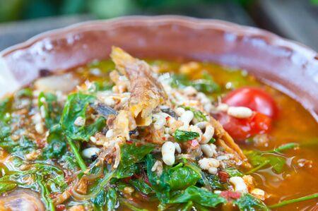 thai food of chaing mai photo