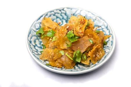 Yom nang Hou is thai food photo