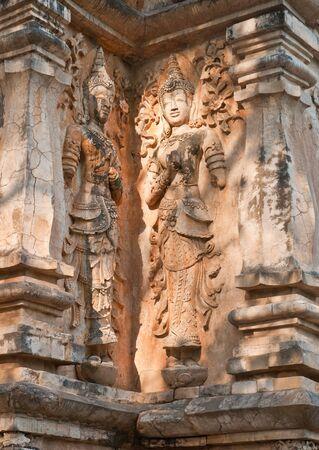 old thai art in thailand Stock Photo - 13277556