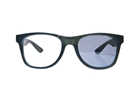 A pair of sunglasses  on white blackground Stock Photo - 13598507
