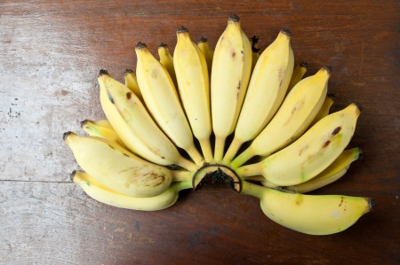 Cultivated banana Stock Photo - 13736065