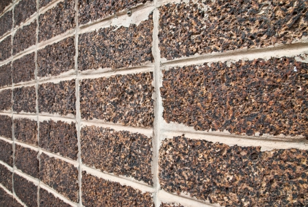 Background of brick wall texture  Standard-Bild
