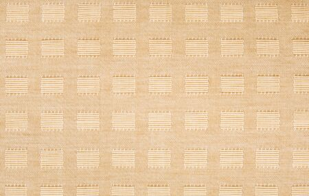 satiny: Artistic fabric texture have small square