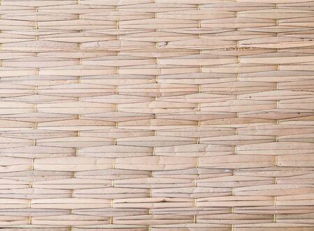 straw mat: Texture of thai native weave mat