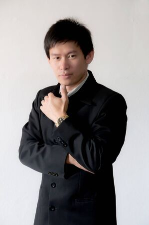 young asian business man Stock Photo - 14449544