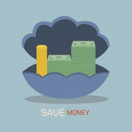 nacre: Save money on Nacre concept