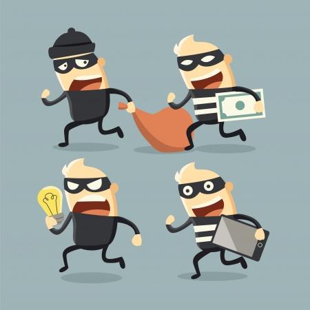 ladron: Ladr?n Vectores