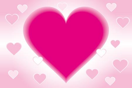 Wallpaper of Heart  family, lover and children  Vector