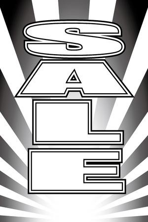 publicity: Venta del papel pintado del fondo, la venta de negocio, la promoci�n, las ventas, la publicidad comercial y la publicidad