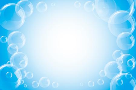 배경 벽지 바다, 물, 거품, 폴카 도트, 비누 거품 스톡 콘텐츠 - 29230142