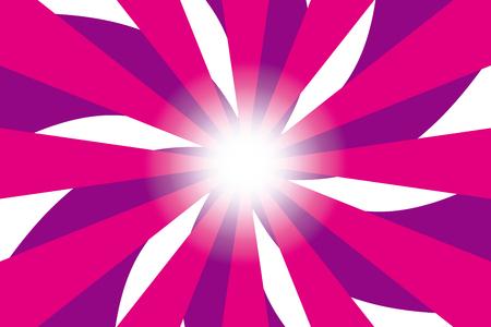 tornitura: Sfondo Vortex, radiale, spirale, girando Vettoriali