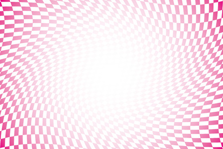 Background material wallpaper   Different dimension, four-dimensional, different space, plaid, curvature, distortion   Vector