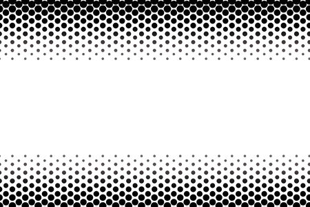 slit: Background material wallpaper   Dot, polka dots, letter case for   Illustration