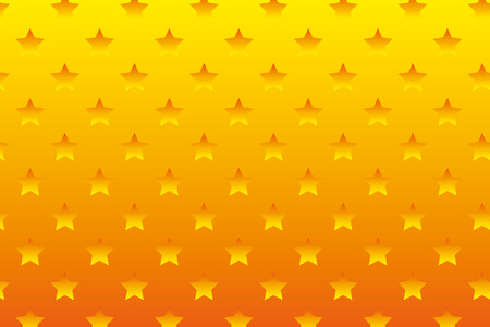 art materials: Background material wallpaper   Star pattern, star, colorful, simple   Illustration