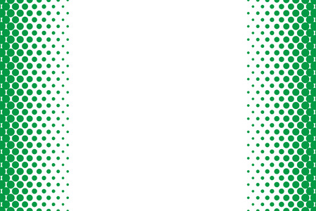 Background material wallpaper   Letter case for, dot pattern, polka dot, price card, price tag, name card, name plate   Illustration