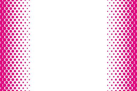 letter case: Background material wallpaper   Letter case for, dot pattern, polka dot, price card, price tag, name card, name plate   Illustration