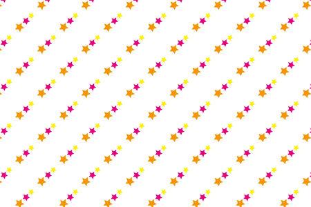 tertiary: pattern of stars