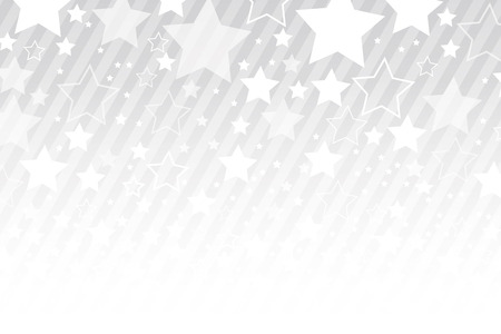 Background material wallpaper   Star, stardust, stripes,   Ilustracja