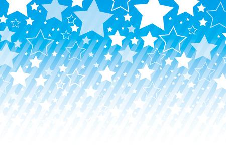 Background material wallpaper   Star, stardust, stripes,   Vector