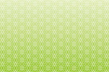 Achtergrondmateriaal wallpaper Japanse stijl patroon, hexagonaal patroon, traditionele patroon Stockfoto - 30309130