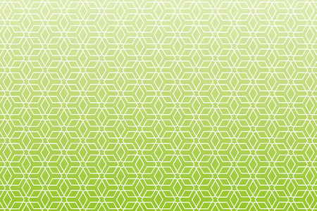 Background material wallpaper   Japanese style Pattern, hexagonal pattern, traditional pattern   Illusztráció