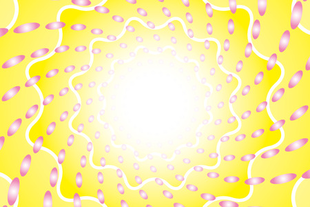 medal like: Background material wallpaper   Round circle of light and radiation