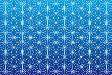 배경 재질 벽지 (대마 잎 무늬 일본식) 스톡 콘텐츠 - 31294213