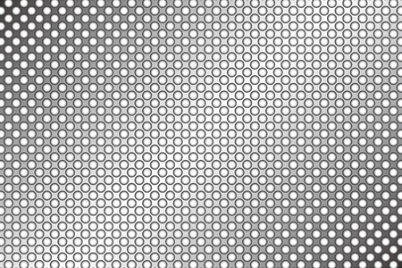 Background Material wallpaper  (Plate that has been dimpled, perforated metal)