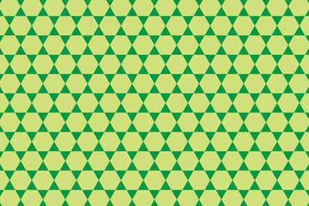 hexagram: Background Material wallpaper  (Pattern set of hexagonal star)