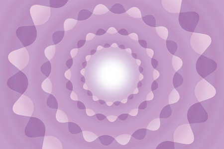 Background Material wallpaper  (Circle of waves, wallpaper radial)  Vector