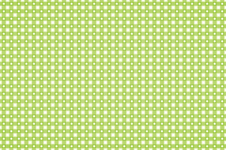 Background Material wallpaper  (Pattern of polka dots and checks) Illustration