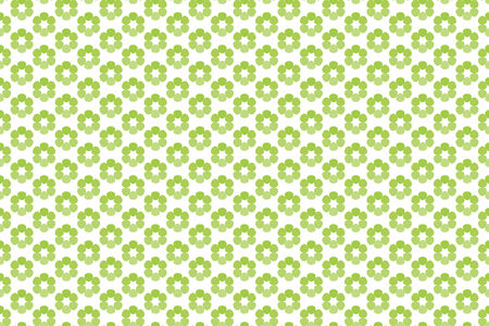 Background Material wallpaper  (Flower pattern Villa consecutive)